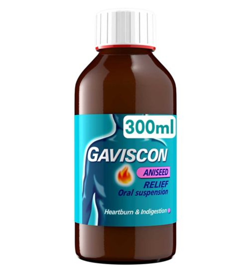 Gaviscon Original Aniseed Relief - 300ml