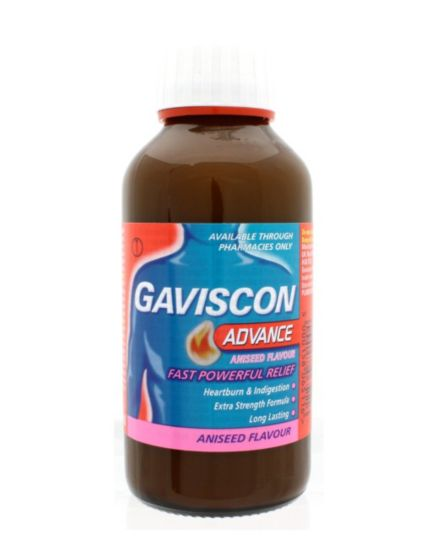Gaviscon Advance Aniseed Flavour - 300ml