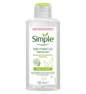 Eye Makeup clinique rinse off eye makeup remover : make-up remover : facial skincare : beauty u0026 skincare - Boots