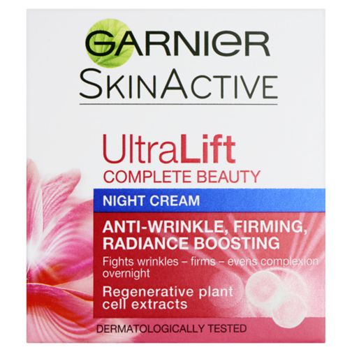 Garnier Ultralift Anti Ageing Night Cream 50ml