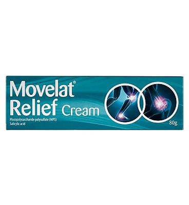 Movelat Relief Cream - 80g