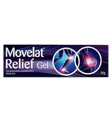 Movelat Relief Gel - 80g