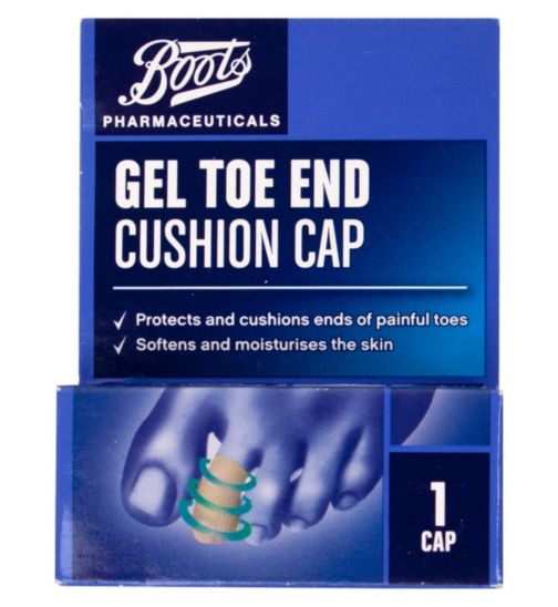 Boots Advanced Footcare Toe End Cushion
