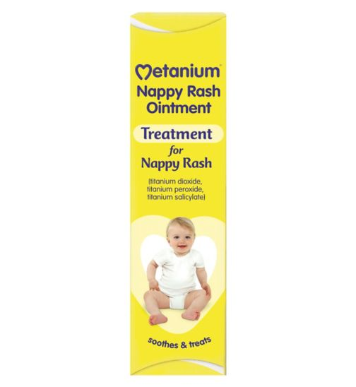 nappy rash cream boots