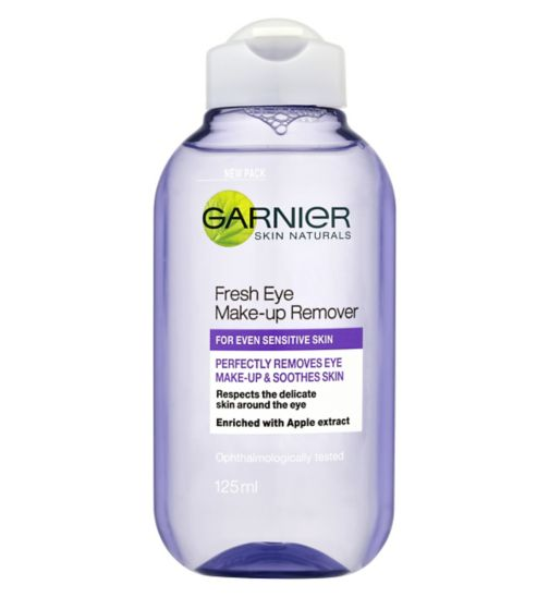 Garnier Fresh Eye Make Up Remover 125ml