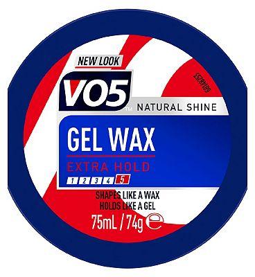 VO5 Extreme StyleGel Wax 75ml