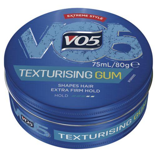 <p>VO5 Extreme Style&nbsp;Texturising Gum 75ml</p>