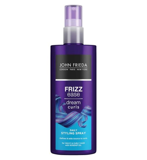 John Frieda Frizz-Ease Dream Curls Daily Styling Spray 200ml