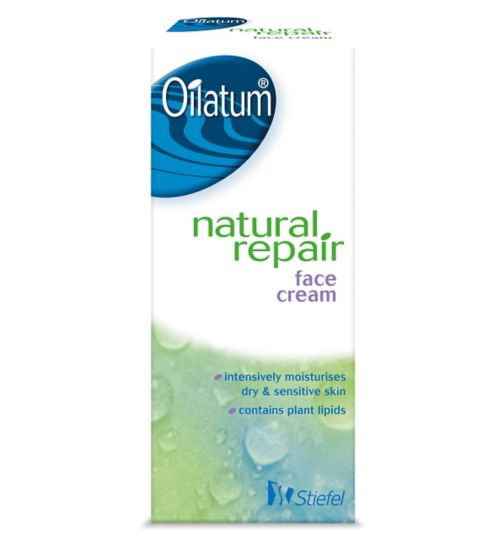 Oilatum Natural Repair Face Cream for Dry Skin 50 ml