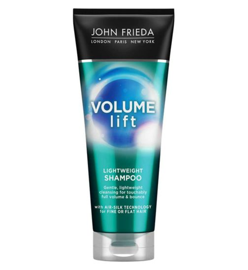 John Frieda Luxurious Volume 7 Day Volume Shampoo 250ml