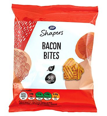 Shapers Crispy Bacon Flavour Bites