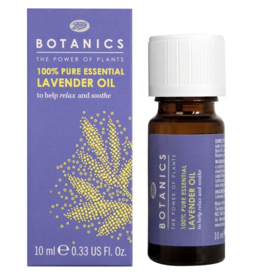 Botanics Aromatherapy Pure Essential Oil - 10ml Lavender