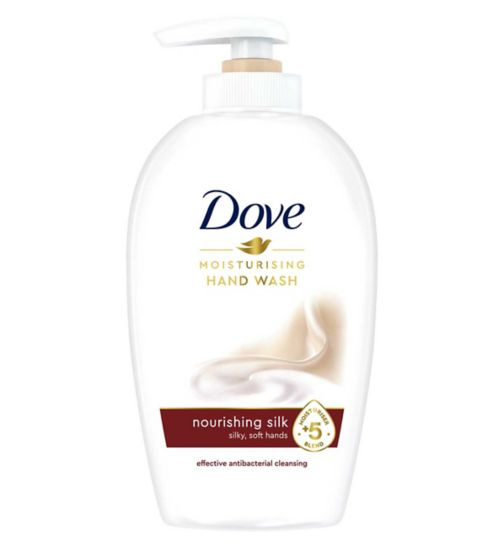 <p>Dove Supreme Silk Cream Hand wash 250ml</p>