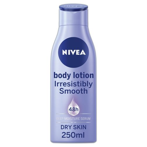Nivea Irresistibly Smooth Body Lotion 250ml