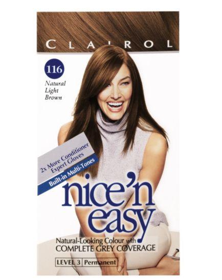 Nice 'n Easy Light Brown 116