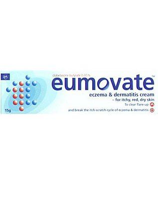 Eumovate Eczema & Dermatitis 0.05% Cream - 15g