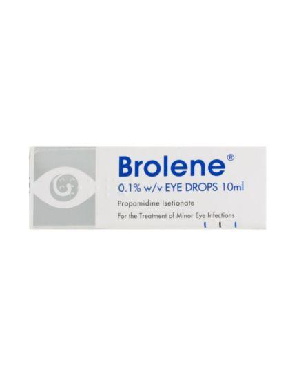 Brolene 0.1% w/v Eye Drops 10ml
