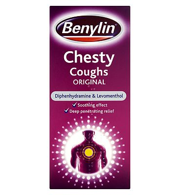 Benylin Chesty Coughs Original 300ml