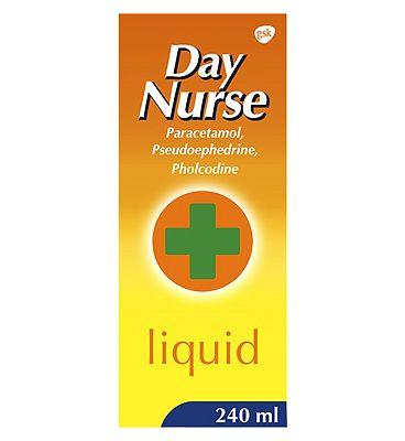 Day Nurse Liquid - 240ml