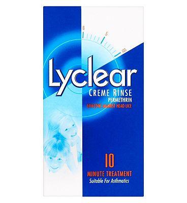 Lyclear Creme Rinse - 2 x 59ml