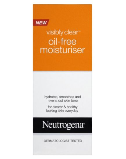 Neutrogena Visibly Clear Oil-Free Moisturiser 50ml
