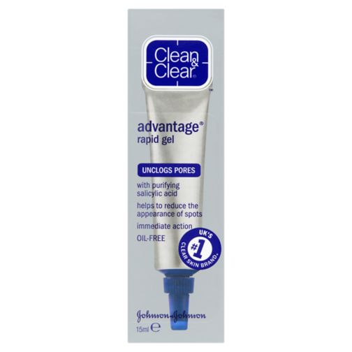 Clean & Clear Advantage Spot Treatment Gel 15ml
