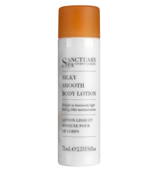 Sanctuary travel size body lotion 75ml