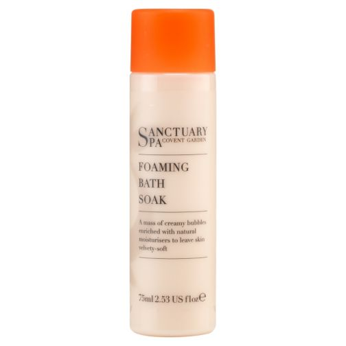 Sanctuary mini Foaming Bath Soak 75ml