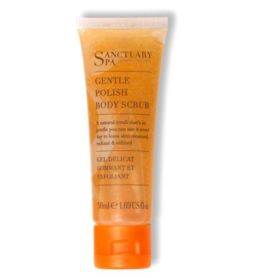 Sanctuary Mini Spa Essentials Body Scrub 50ml