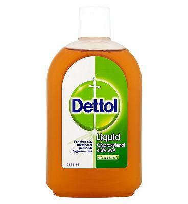 Dettol Liquid - 250ml