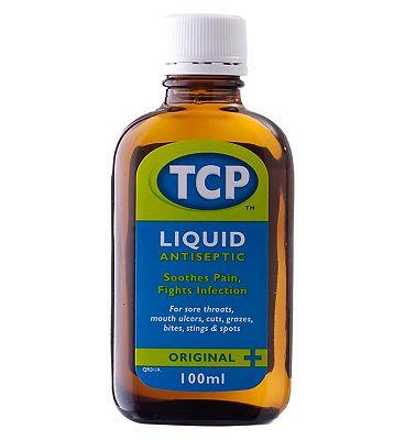 TCP Original Liquid Antiseptic 100ml
