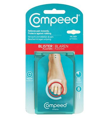 Compeed Blister On Toes