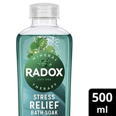 Radox Stress Relief Bath 500ml
