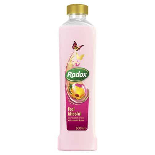 Radox Feel Blissful with Calendula & Rose Bath Soak 500ml