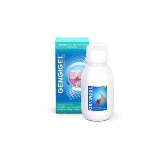 <p>Gengigel Mouthrinse 150ml</p>