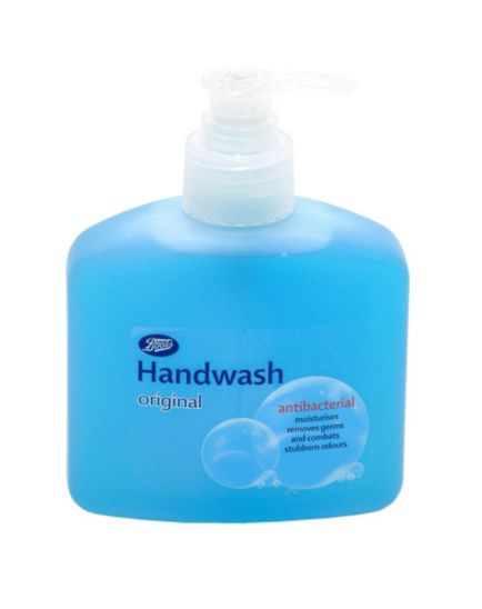 Boots Antibacterial Original Hand Wash 250ml