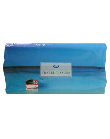 Boots Travel Tissues