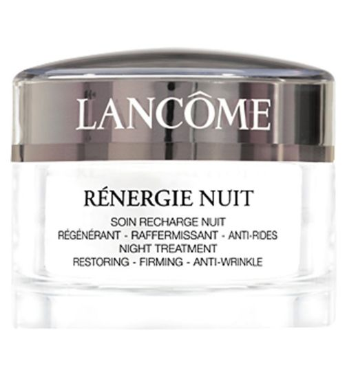 Lancome Renergie Nuit Recharging Night Treatment - Regenerating, Firming, Anti-Wrinkle - All skin types 50ml