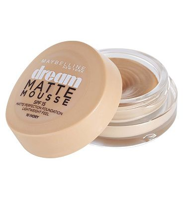Click to view product details and reviews for Maybelline Dream Matte Mousse Foundation Sand Sand.