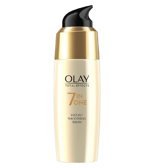 Olay Total Effects 7-in-1 Anti-Ageing Instant Smoothing Serum 50ml