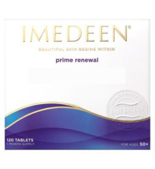 Imedeen Prime Renewal - 120 Tablets