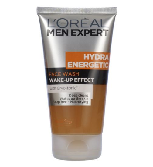 <p>L'Oreal Men Expert Hydra Energetic Face Wash 150ml</p>