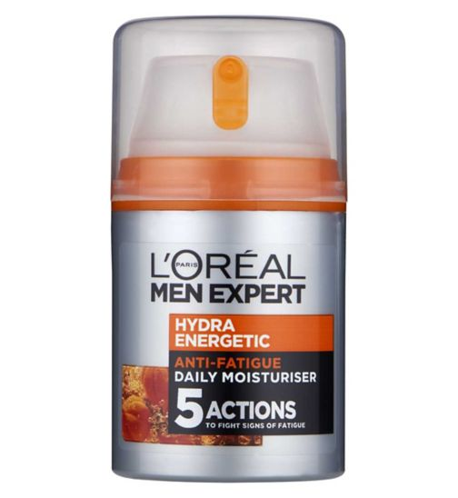 <p>L'Oreal Men Expert Hydra Energetic Daily Moisturiser 50ml</p>