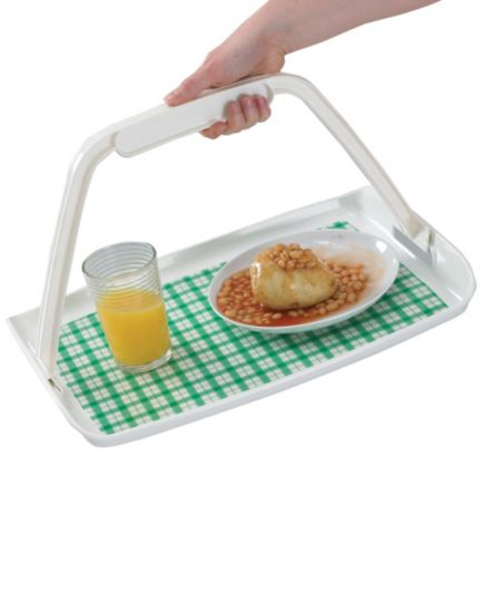 <p>Freehand Tray with Non-slip Mat</p>