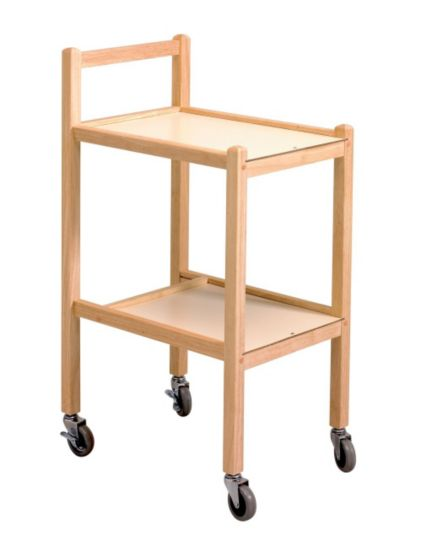 <p>Homecraft Newstead Trolley&nbsp;Standard with Small Castors</p>