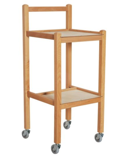 Homecraft Newstead Trolley Compact with Small Castors