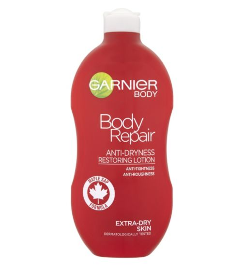 Garnier Body Repair Lotion Maple Syrup 400ml