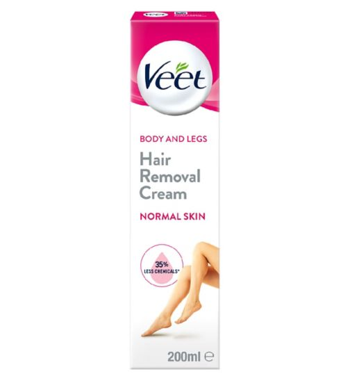 Veet Hair Removal Cream with Lotus Milk and Jasmine Fragrance for Normal Skin 200ml