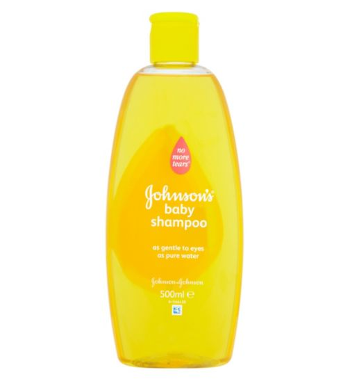 Johnson's Baby Shampoo - 1 x 500ml