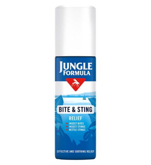 Jungle Formula Bite & Sting Relief Spray - 50ml